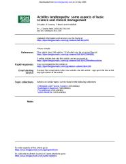 Tendinite de tendão calcâneo.pdf
