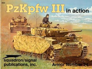 squadron signal armor nº 024 - pzkpfw iii in action.pdf
