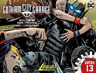 Gotham City Garage #13.cbr