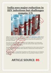India sees major reduction in HIV infections but challenges remain- UN.pdf