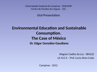 Presentation_Environmental Education_Wagner.pptx