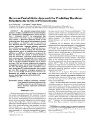 de Brevern et al_2000_Bayesian probabilistic approach for predicting backbone structures in terms of.pdf