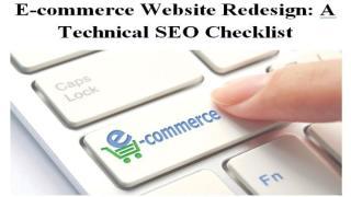 E-commerce Website Redesign_ A Technical SEO Checklist.pptx