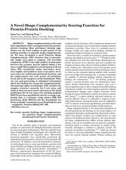 Chen_Weng_2003_A novel shape complementarity scoring function for protein-protein docking.pdf