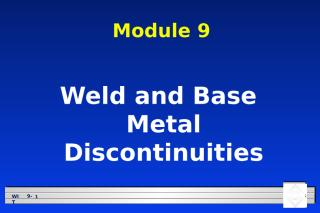discontinuties in cwi.ppt