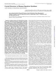 Pandit et al_2000_Crystal Structure of Human Squalene Synthase.pdf