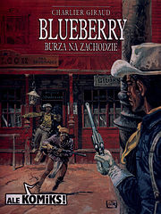 Blueberry 002 - Burza na zachodzie.cbr
