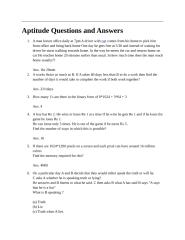 Aptitude Questions and Answers 27.doc