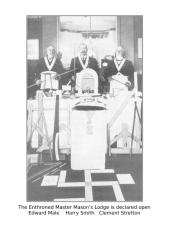 The Enthroned GMM's Male, Smith, Stretton.doc