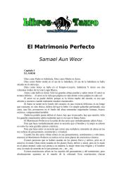 Matrimonio Perfecto.doc