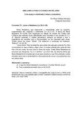Uma Janela Para o Evangelho de João [Encontro 25].pdf